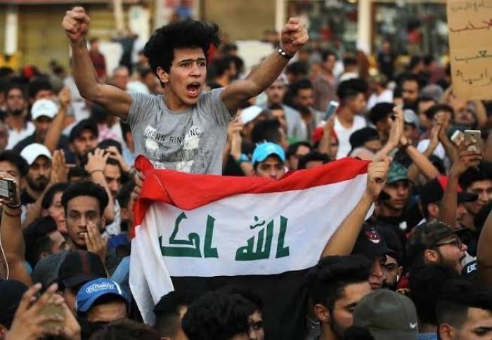 أمريكا تدعو قادة العراق على الاستجابة لمطالب المتظاهرين