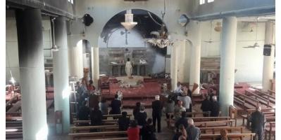 مسيحيو نينوى العراقية يحتفون بإعادة إعمار 3 كنائس دمرها داعش في 2014
