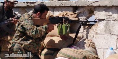 """""""المشهد العربي"""" مع أبطال القوات الجنوبية بالضالع: أوفياء لدماء الشهداء وندحر الحوثيين"""