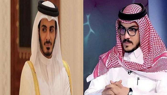 أمجد طه يُوجه صفعة مدوية لشقيق أمير قطر (تفاصيل)