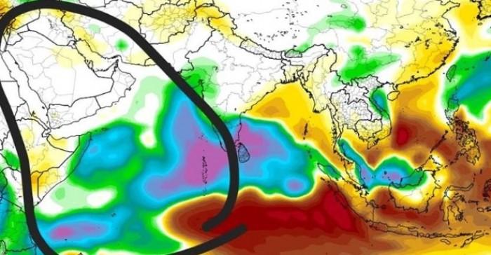 أمطار على المناطق الساحلية طيلة الأسبوع الجاري
