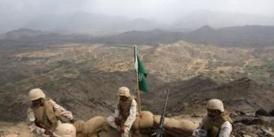 حرس الحدود السعودي يباغت الحوثي بضربات قاتلة في رازح