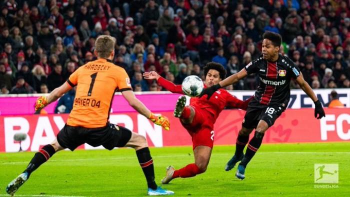 بايرن يسقط على ملعبه أمام ليفركوزن في البوندسليجا