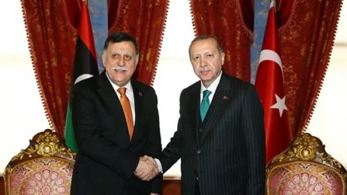 بعد اتفاق أردوغان والسراج.. أثينا تستدعي السفير الليبي