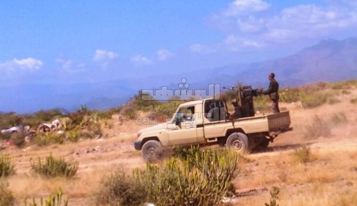 """قادة الصاعقة لـ """"المشهد العربي"""": مليشيات الحوثي تتقهقر أمام القوات الجنوبية بالضالع"""