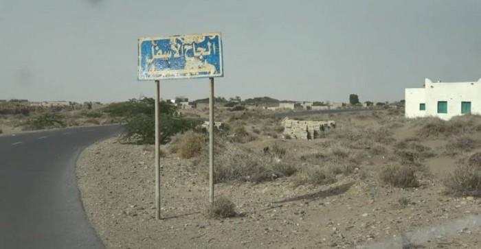 """للمرة الثانية خلال ساعات.. مليشيا الحوثي تهاجم """"المشتركة"""" في الجاح"""