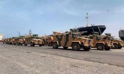 بعد توقيع الاتفاق.. أسلحة تركية جديدة بطريقها إلى ليبيا