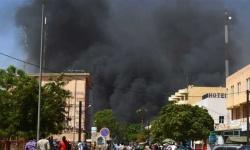 عاجل.. مقتل نحو 14 شخصا في هجوم على كنيسة ببوركينا فاسو