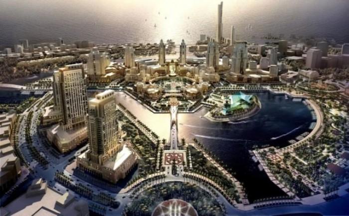 مدينة الملك عبدالله الاقتصادية تحصد جائزة أفضل مشروع عقاري بالشرق الأوسط