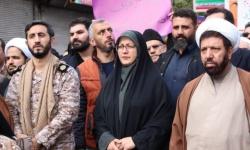 مسؤولة إيرانية معترفة: أمرت بإطلاق النار على المتظاهرين والحرس شارك بعمليات القمع