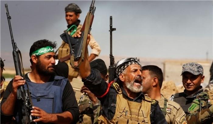 مقتل عنصرين من الحشد الشعبي إثر هجوم لداعش شرقي العراق