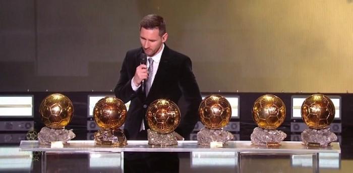 سجل الفائزين بجائزة الكرة الذهبية عبر تاريخها
