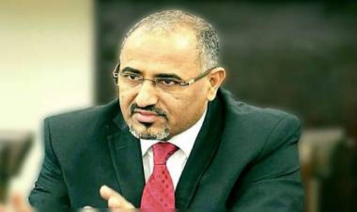 """الزُبيدي عن استشهاد """"الحمادي""""..تصدى لمليشيات الإخوان في تعز"""