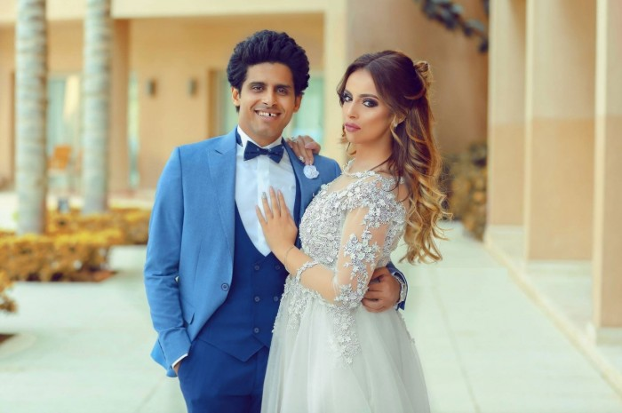 حمدي الميرغني يرزق بمولودته الأولى
