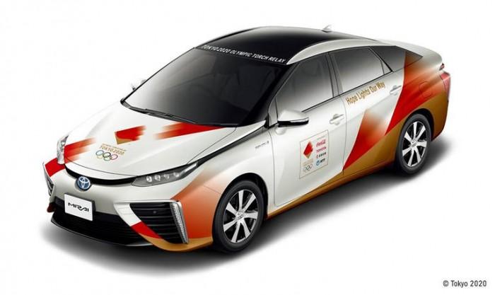 لخدمة جماهير أولمبياد طوكيو 2020..تويوتا تطرح مجموعة من السيارات الجديدة