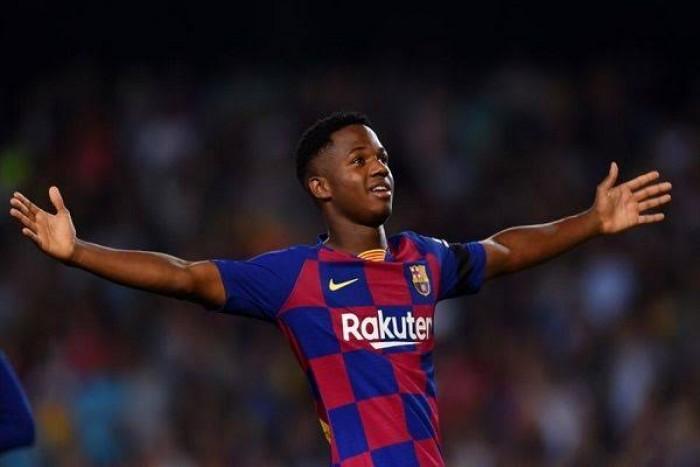 برشلونة يرفع قيمة عقد نجمه إلى هذه القيمة