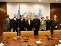 اللجنة الدولية للإخوة الإنسانية تعقد اجتماعها الرابع في نيويورك