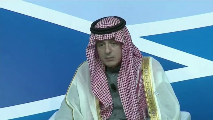 الجبير: هناك إمكانية للتوصل إلى تسوية باليمن