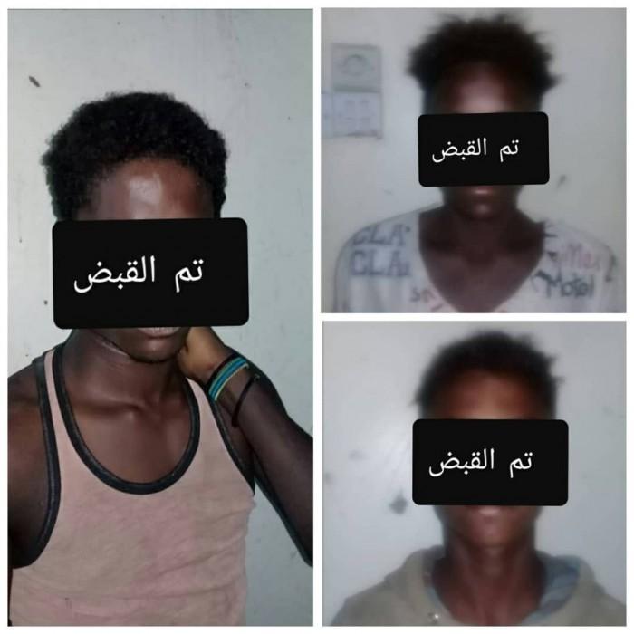 الأمن يطيح بهم.. ثلاثة نازحين يختطفون فتاتين بعدن