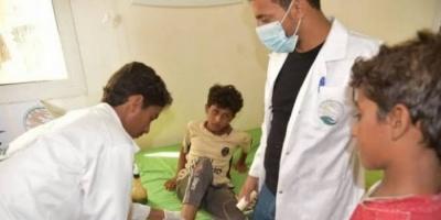 خدمات علاجية وطوارئ من السعودية لمئات المواطنين بحجة