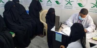خلال أسبوع.. 3 آلاف مستفيد من العيادات الطبية السعودية بالخوخة