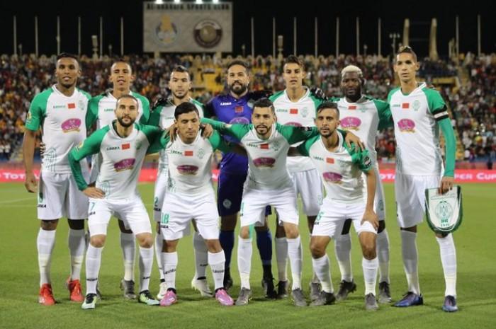 الرجاء المغربي يخطف فوزًا صعبًا من أرض فيتا كلوب في أبطال أفريقيا