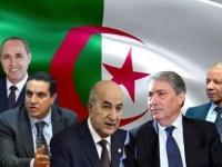 انطلاق المناظرة التلفزيونية بين مرشحي الرئاسة الجزائرية
