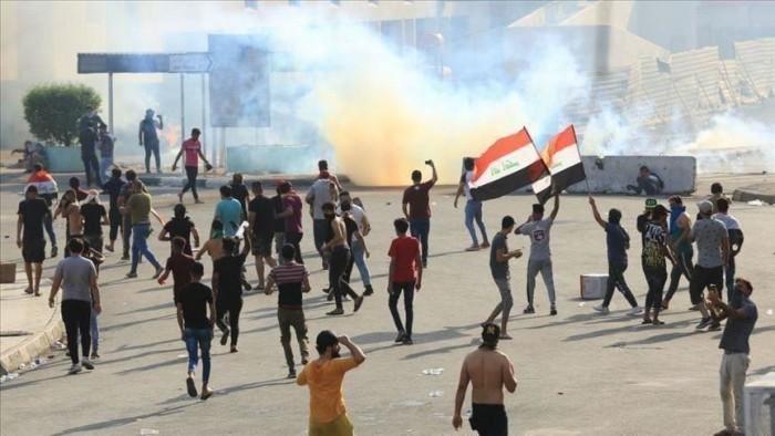"""16 قتيلاً.. حصيلة ضحايا ساحة """"الخلاني"""" وسط بغداد"""