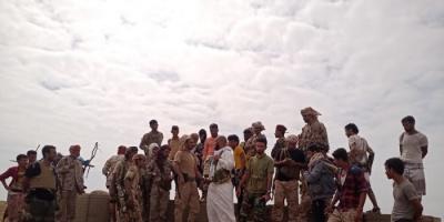 """مرابطو """"الشيخ سالم"""" يتعهدون بالتضحية دفاعا عن الجنوب"""