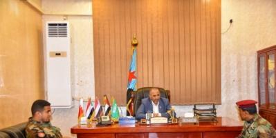 حذر من اشتداد المؤامرة.. الرئيس الزُبيدي: القوات الجنوبية مستعدة لأداء واجبها