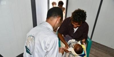 خلال نوفمبر.. خدمات علاجية سعودية وأدوية لـ15 ألف مريض بالخوخة
