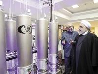 إيران تتوعد بالكشف قريبًا عن جيل جديد من أجهزة الطرد المركزي لتخصيب اليورانيوم