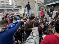 حقوق الإنسان العراقية: استهداف متظاهري بغداد جريمة إرهابية