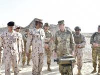 """انطلاق مناورات """"الاتحاد الحديدي 12"""" بين القوات البرية الإماراتية والجيش الأمريكي"""