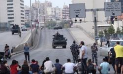 إطلاق نار قرب القصر الرئاسي اللبناني والجيش يتدخل