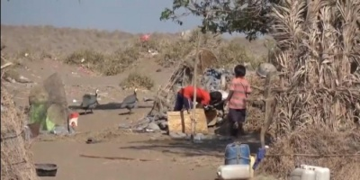 قصة مأساوية لأسرة بالحديدة بسبب ألغام الحوثي (فيديو)