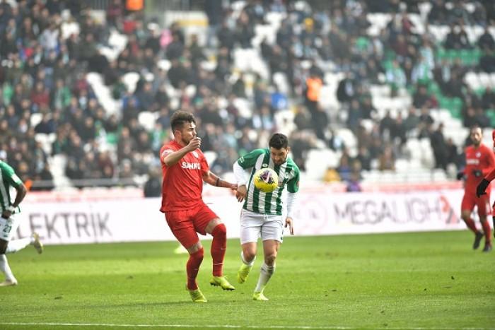 التعادل السلبي يخيم على مباراة قونيا سبور وغازي شهير بالدوري التركي