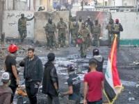مليشيا الحشد الشعبي تعترف بقتل متظاهرين في بغداد