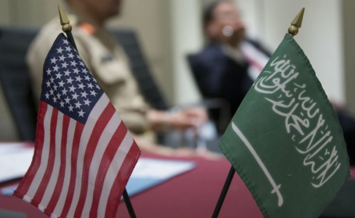 السعودية وأمريكا تناقشان العلاقات الثنائية بينهما