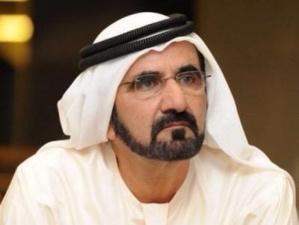 """بن راشد يشهد جانبا من """"المنتدى الاستراتيجي العربي"""""""