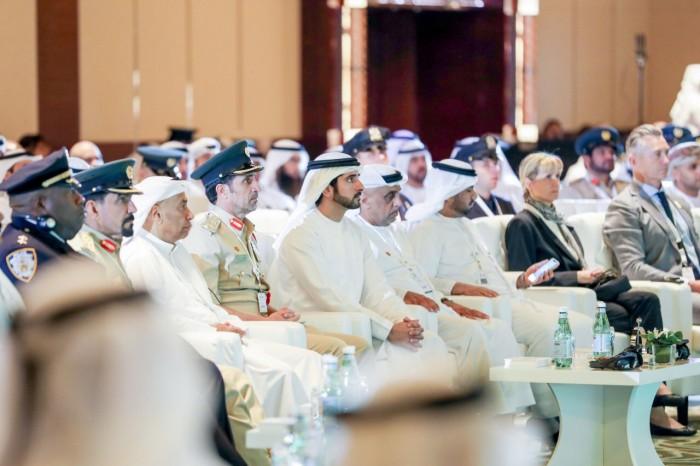 حمدان بن محمد عن مؤتمر الحد من الجريمة: الأول بالمنطقة!