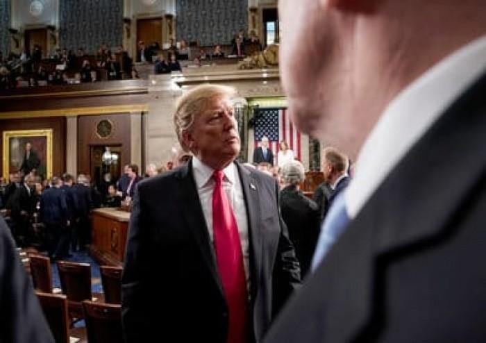 ترامب يرفض حضور جلسة التحقيقات بالبرلمان الخاصة باتهامه بالتقصير تمهيدا لعزله