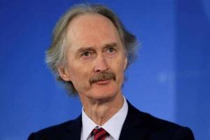 بيدرسن: نقل جلسات الدستورية إلى دمشق شأن يخص السوريين