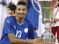 """البحرين تحتفي بـ""""الرميحي"""" بطل فوز ها بخليجي 24"""