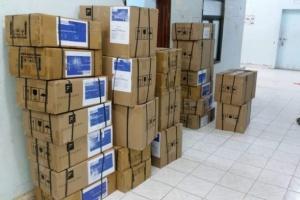 """""""الصحة العالمية""""  تزود  مستشفى جمال عبد الناصر في شبوة  بأدوية جديدة (صور)"""