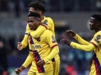 لاعب برشلونة يصنع تاريخًا جديدًا في دوري أبطال أوروبا