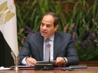 الرئيس المصري: منظومة الأمن والسلم فى أفريقيا جاهزة للتطبيق