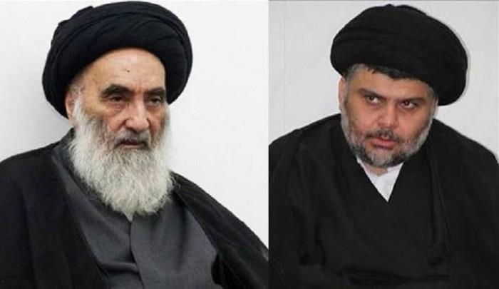 إعلامي سعودي: الصدر والسيستاني لصوص.. وينهبون ثروات العراق
