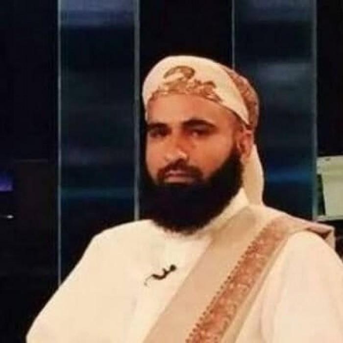 """بن عطاف: تعز تخرج من تحت عباءة حزب الإصلاح """"صورة"""""""