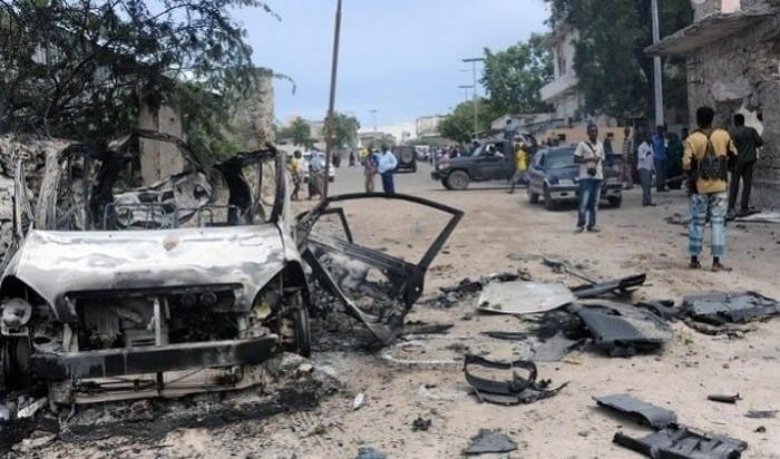 """مقتل وإصابة 21 شخصا فى اعتداء حركة """"الشباب"""" على فندق بمقديشيو"""